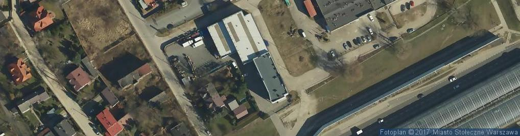 Zdjęcie satelitarne Kabis