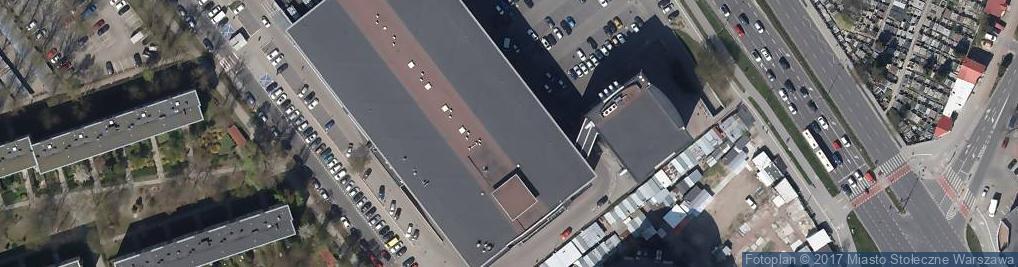 Zdjęcie satelitarne Exchange Group - Kantor