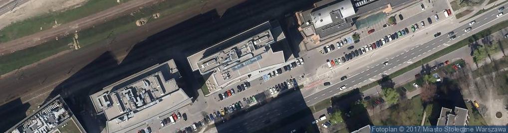 Zdjęcie satelitarne Edwards Lifesciences Poland