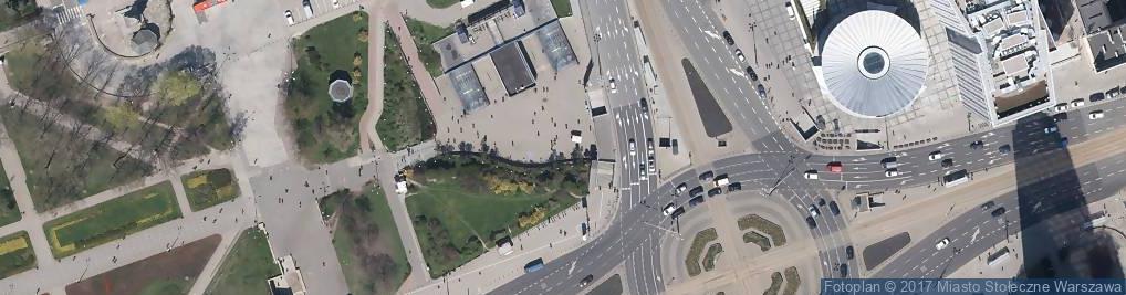 Zdjęcie satelitarne NSC Na styku cooltur