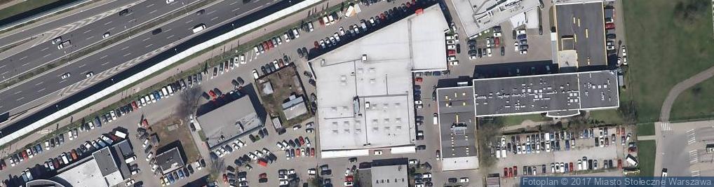 Zdjęcie satelitarne Fiat Euromobil