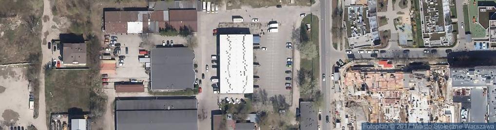 Zdjęcie satelitarne First Stop - Opony, Serwis