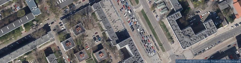 Zdjęcie satelitarne Flying Tiger - Sklep