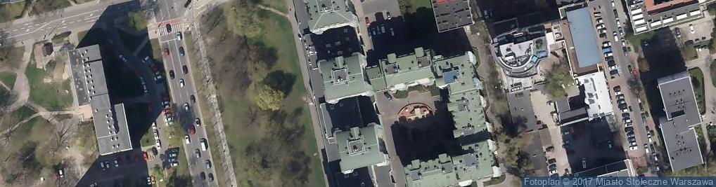 Zdjęcie satelitarne Proclub Sp. z o.o. Sp. k.