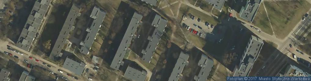 Zdjęcie satelitarne Sklep z Art Przemysłowymi Puchniewska Janina i Monika