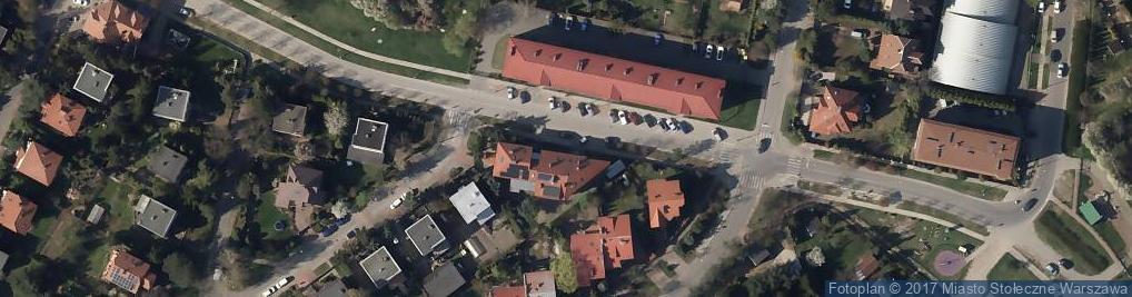 Zdjęcie satelitarne Dakini