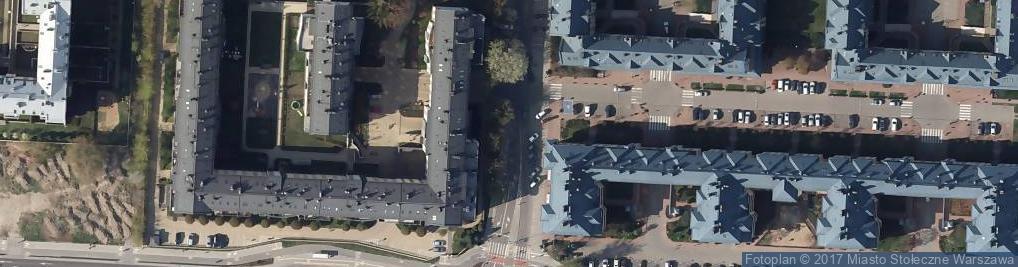 Zdjęcie satelitarne Dom Urody Wyspowa