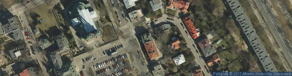 Zdjęcie satelitarne Fryzjer Damski - Bożena Dominiak