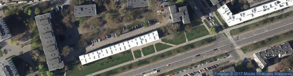 Zdjęcie satelitarne Relax