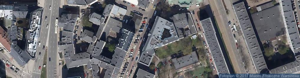 Zdjęcie satelitarne Witold