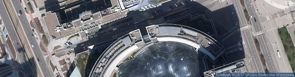 Zdjęcie satelitarne Fundacja Business Boutique