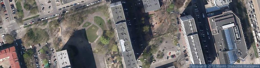 Zdjęcie satelitarne Fundacja Na Rzecz Informatyki Logiki i Matematyki