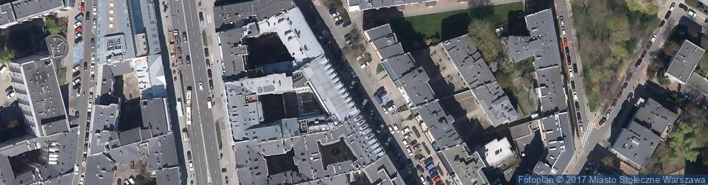 Zdjęcie satelitarne Fundacja Przyjaciółka