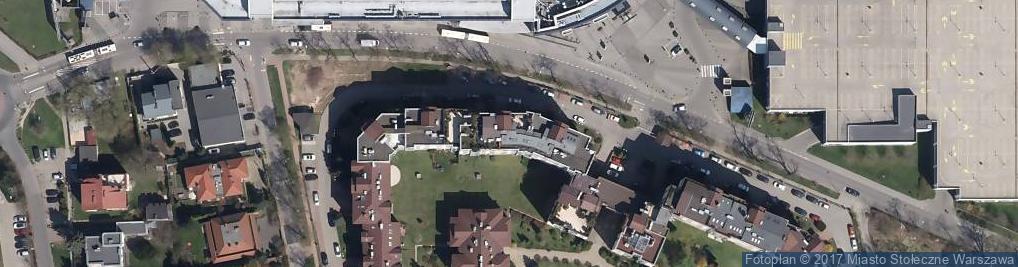 Zdjęcie satelitarne Fundacja Sportu Akademickiego i Kultury Fizycznej