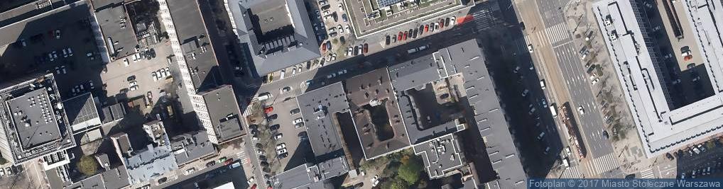 Zdjęcie satelitarne Mazowieckie Stowarzyszenie Rzeczoznawców Majątkowych