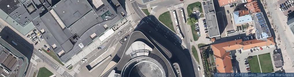 Zdjęcie satelitarne ASA Polska S.A.
