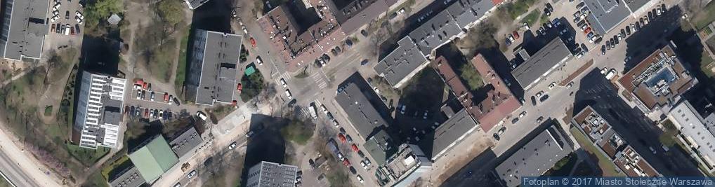 Zdjęcie satelitarne Gabinet Kosmetyczny SUB ROSA
