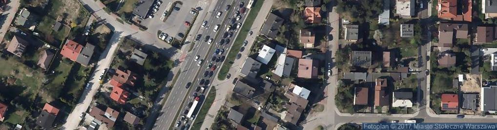 Zdjęcie satelitarne Gabinet kosmetyczny