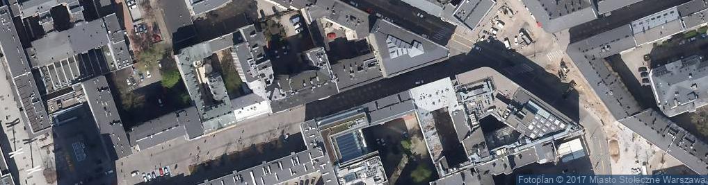 Zdjęcie satelitarne Last Drakkar