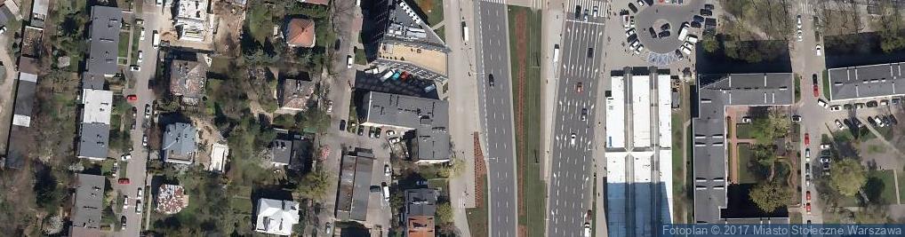 Zdjęcie satelitarne Makijaż Permanentny Magdalena Bąk