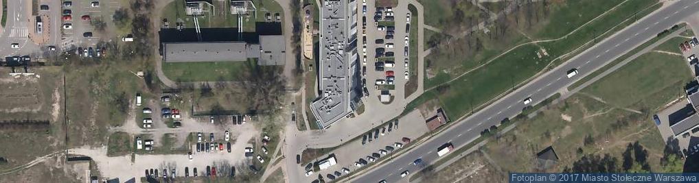 Zdjęcie satelitarne ProfiDerm - Profilaktyka Zdrowej Skóry