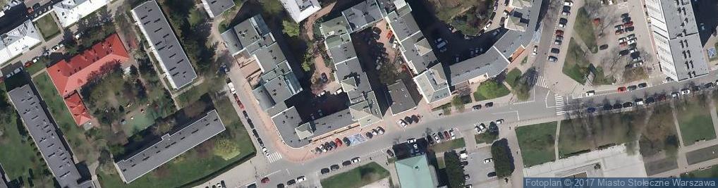Zdjęcie satelitarne Shine