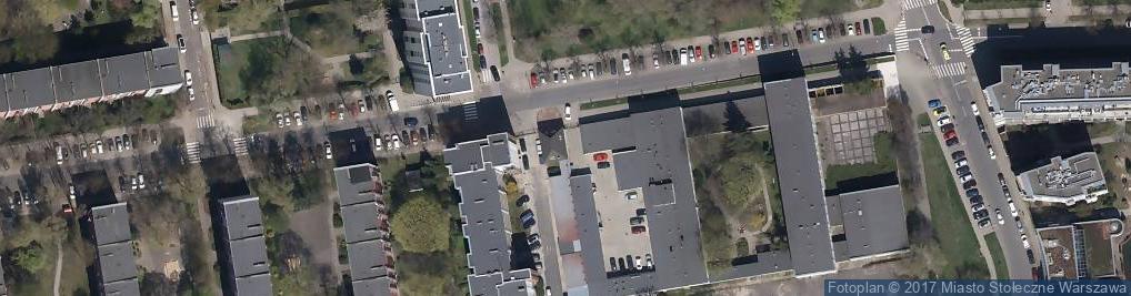 Zdjęcie satelitarne Studio Urody Metamorfoza