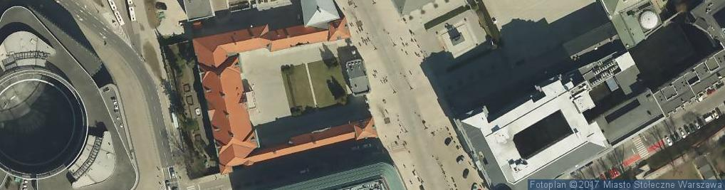 Zdjęcie satelitarne Art Gallery