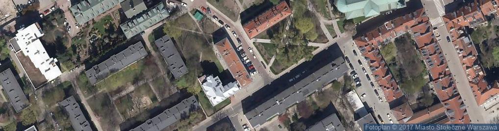 Zdjęcie satelitarne Fundacja Profile