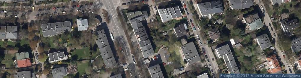 Zdjęcie satelitarne S - Olgierd Stopiński, Przetwórstwo Meta