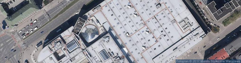 Zdjęcie satelitarne Getin Noble Bank - Oddział