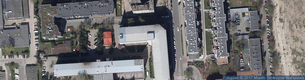 Zdjęcie satelitarne Gimnazjum Szkoła Liderów