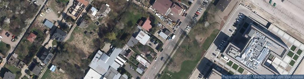 Zdjęcie satelitarne Ares-Elektro
