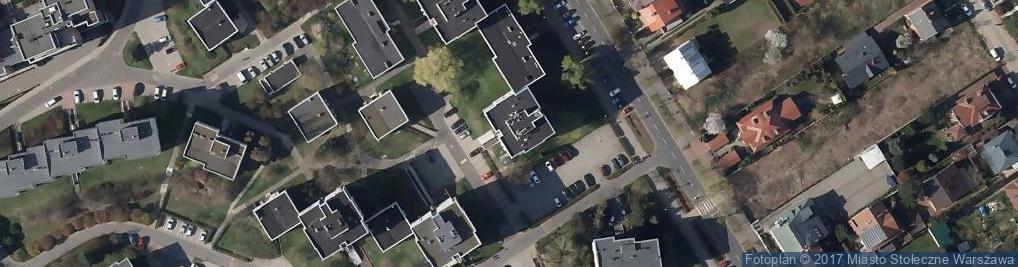 Zdjęcie satelitarne Bajtel