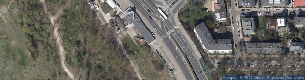 Zdjęcie satelitarne Admiral Club