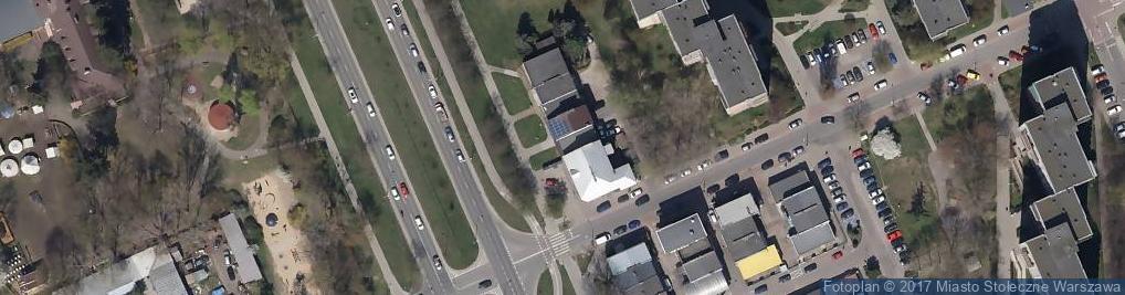 Zdjęcie satelitarne Gra, Loteria, Zakład