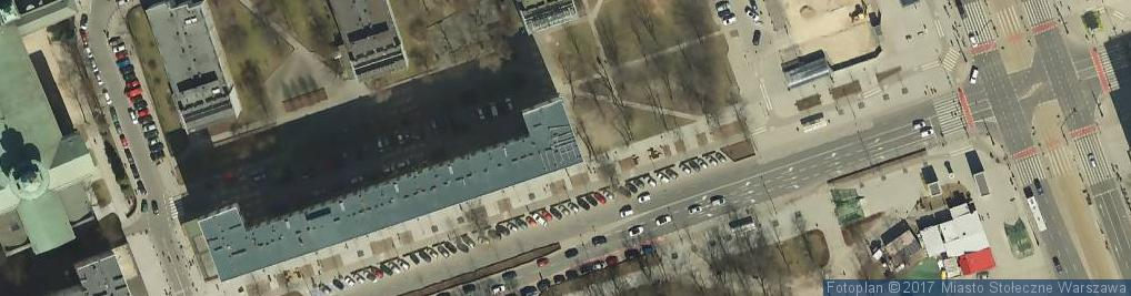 Zdjęcie satelitarne GreenWay - Restauracja