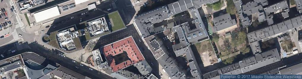 Zdjęcie satelitarne Przystanek Zdrowia
