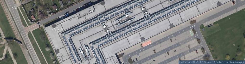 Zdjęcie satelitarne Grycan - Lody