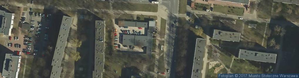 Zdjęcie satelitarne Doktor GSM