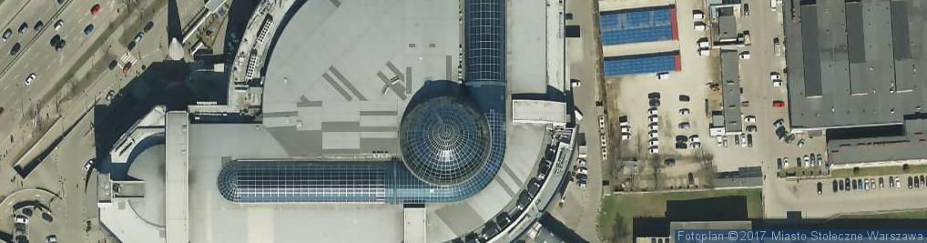 Zdjęcie satelitarne H&M