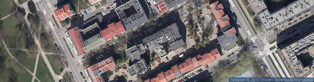 Zdjęcie satelitarne Tea Lady
