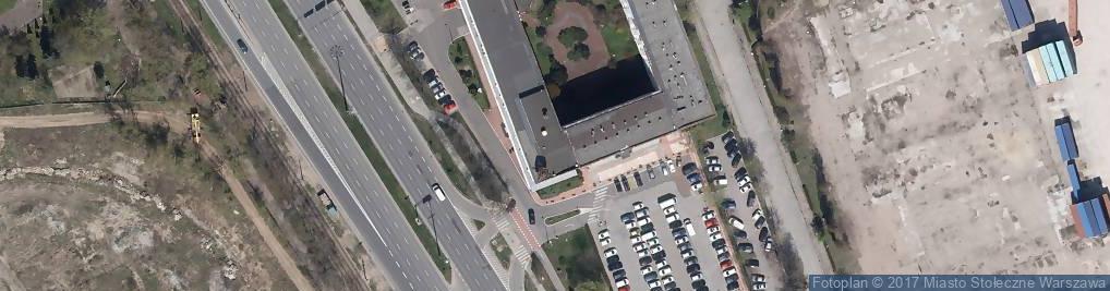 Zdjęcie satelitarne Dog Station Wacławski Sp.j.