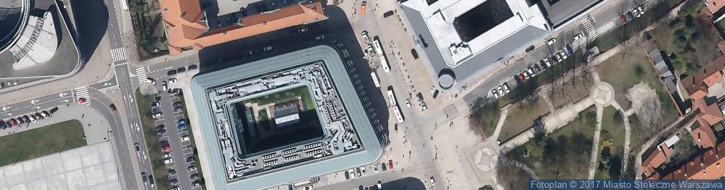 Zdjęcie satelitarne H.E.S.A. Sp. z o.o. Sp.k.