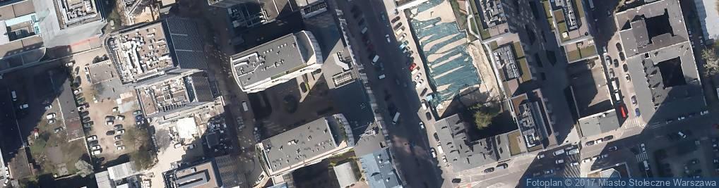 Zdjęcie satelitarne Platinum Apartments