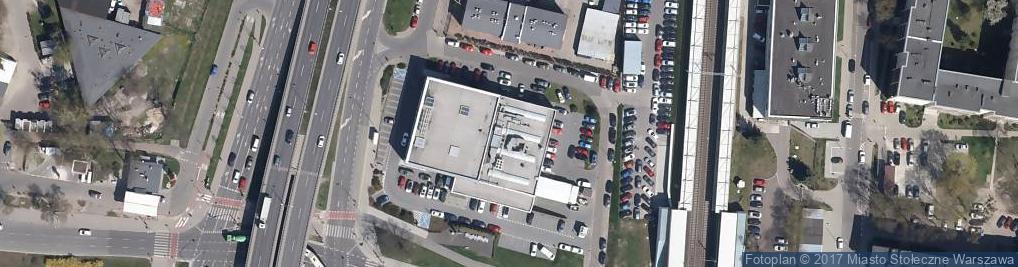 Zdjęcie satelitarne Hotspot bezpłatny