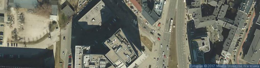 Zdjęcie satelitarne HSBC - Bankomat