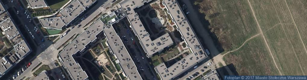 Zdjęcie satelitarne Hurom - Sklep