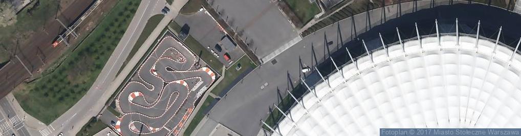 Zdjęcie satelitarne Nadziemny