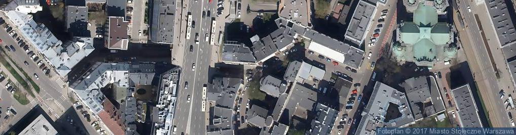 Zdjęcie satelitarne Podziemny